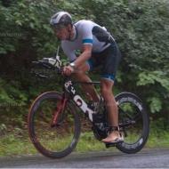 Seriensieger Stefan Teichert ist trotz Rückenproblemen auch immer zubeachten