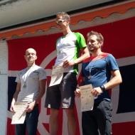Top 3 Männer: Kunderer, Teichert, Bartzok