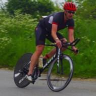 Fastes bike split: Mark Walsh