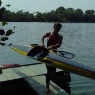 Lisa Teichert kommt vom Wasser