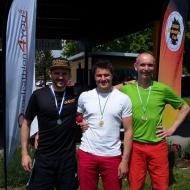 Die schnellsten Herren: Thorsten Bartzok, Jens Wintermayr und Lars Koch