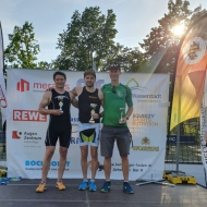 Wintermayr, Bartzok und Teichert siegen auf der Sprintstrecke