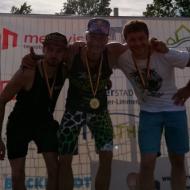 DM Sieger: Bartzok, Möller und Wintermayr