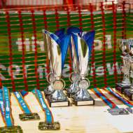 Die Pokale warten auf die Sieger