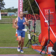 Nigel Unwin finishes in 4th place