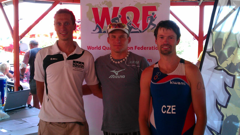 Quadrathlon Samorin (SVK) 2012 (c) Sports Club Slovakia