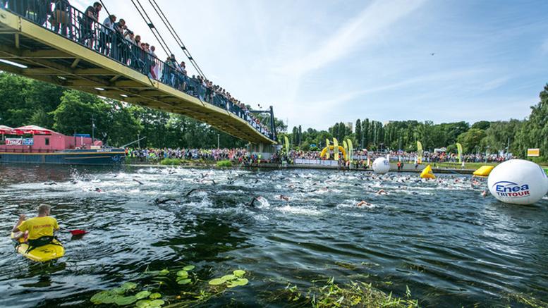 Bydgoszcz Triathlon  - Quadrathlon