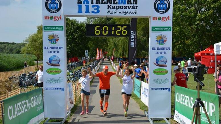 Triathlon Kaposvár (HUN) 2014 (c) Trinfo.hu