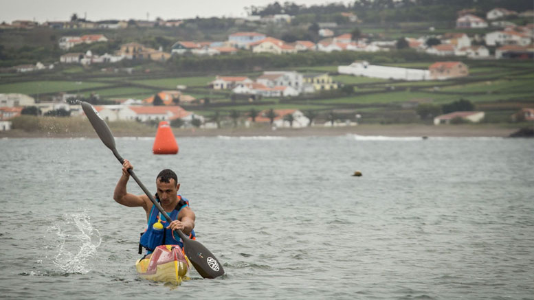Pedro Bartolomeu (POR) at Quadrathlon Terceira (POR) 2016 (c) Isidro Vieira