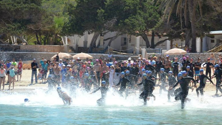 Quadrathlon Isla de Ibiza (ESP) 2015 (c) Gustavo Quiros