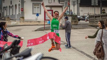 Lisa Teichert (GER) at Quadrathlon Terceira (POR) 2016 (c) Isidro Vieira