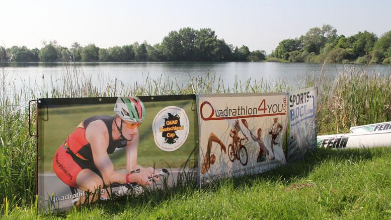 Quadrathlon Gimbsheim (GER) 2014 (c) Kerstin Rümke