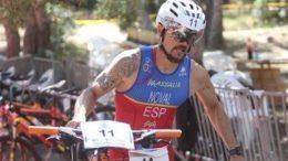 Ricardo Noval (ESP) at Quadrathlon Ibiza (ESP) 2017 (c) diariodeibiza.es