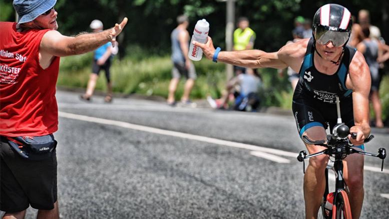 Stefan Teichert (GER) at Hannover Quadrathlon (GER) 2016 (c) J. Grotzski