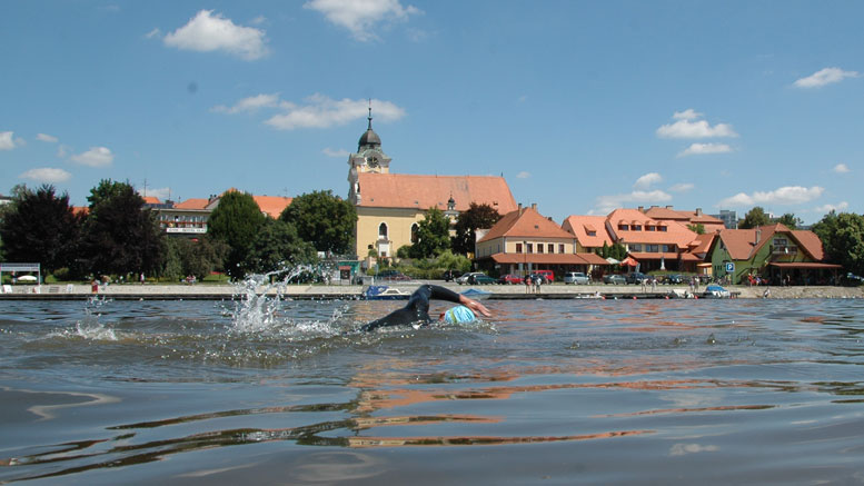 Quadrathlon Týn nad Vltavou (CZE) 2011 (c) canoemar.cz