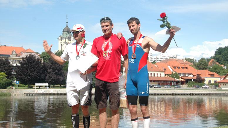 Quadrathlon Týn nad Vltavou (CZE) 2013 (c) canoemar.cz
