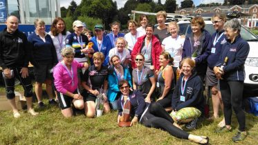 Deva Diva Qudrathlon (GBR) 2017 (c) Chester Triathlon Club