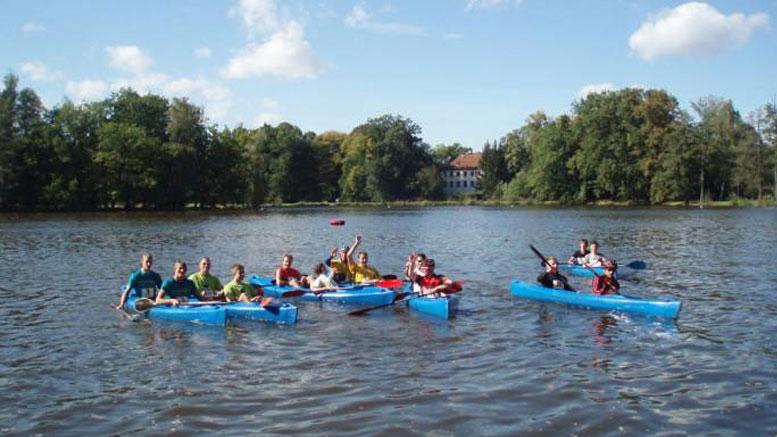 Canoe-Triathlon Waldenburg