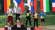 Winner at Quadrathlon Kretinka (CZE) 2018 (c) Czech Outdoor Tour