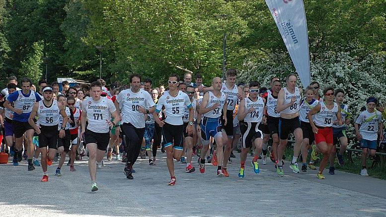 Canoe-triathlon München 2018 (c) ESV München