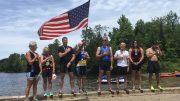 Do the Q Quadrathlon Indian Lake (USA) 2018 (c) AQA