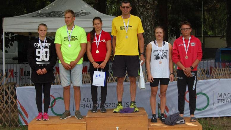 Quadrathlon Kaposvár (HUN) 2018 (c) Ernő képei