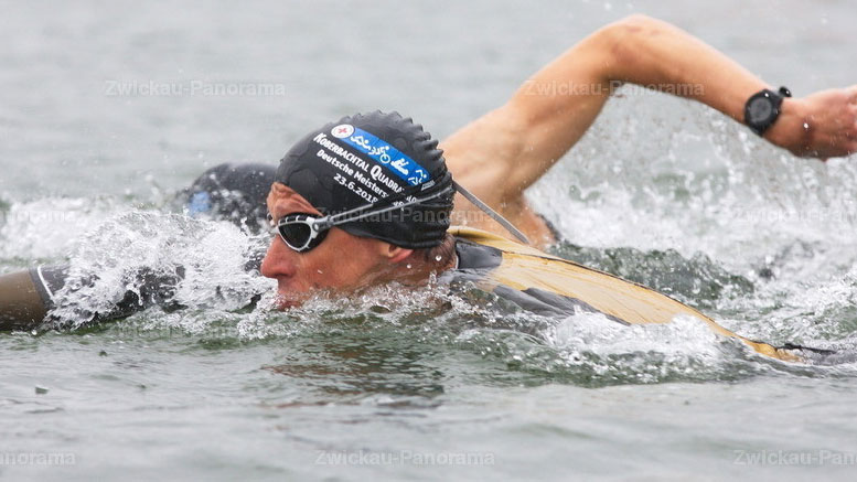 Stefan Teichert (GER) at Quadrathlon Koberbachtalsperre (GER) 2018 (c) Ralph Kerzig
