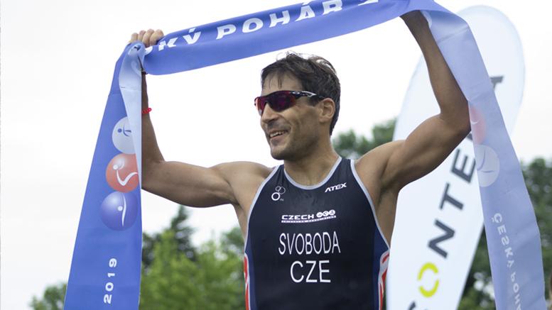 Tomas Svoboda (CZE) at Quadrathlon Tyn (CZE) 2019 (c) K. Luňáčková