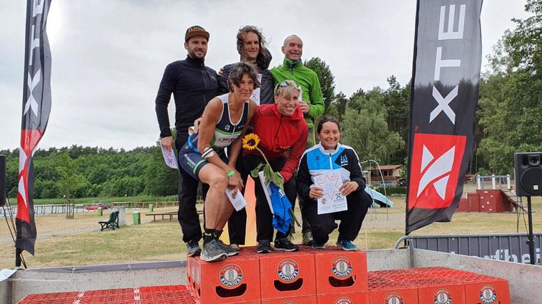 Quadrathlon Schorfheide (GER) 2019