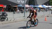 Ferenc Cisma (HUN) at Quadrathlon Bydgoszcz (POL) 2021 (c) L. Rohde